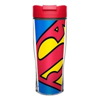 Zak Designs Superman 15-oz. Insulated Travel Tumbler