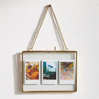 Hanging Glass Display Frame - 5x7 | Urban Outfitters