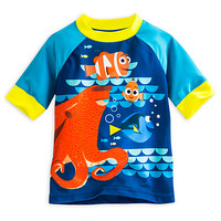 Finding Dory Rash Guard for Boys