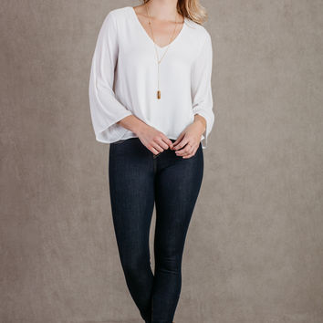 Charlotte High Rise Jeans