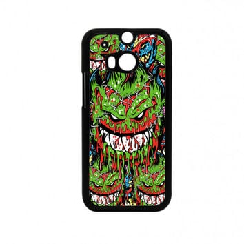 Spitfire Monster Skateboard Wheels HTC One M8 Case