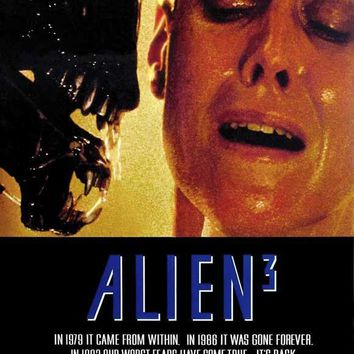 Alien 3 27x40 Movie Poster (1991)
