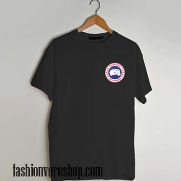 Canada Goose' authentic 80's shirts