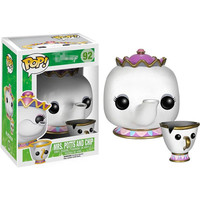 Original Funko pop BEAUTY AND THE BEAST  Lumiere,