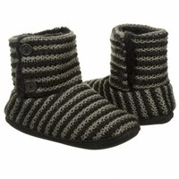 Accessories Steve Madden Women's Sunshine Black Stripe FamousFootwear.com