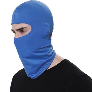 CAR-partment Police Cycling Balaclavas Motorcycle Face Mask Winter Warm Ski Board Windproof Cap Outdoor Sports Neck Face Mask