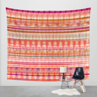 Abstract Bandana Wall Tapestry by Nika | Society6