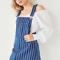 UO Femme Utility Skirtall Overall | Urban Outfitters