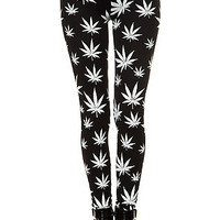 The Weed Leggings