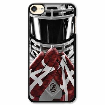 Alabama Crimson Tide Ncaa Football 5 iPod Touch 6 Case