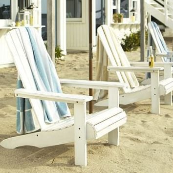 PB Classic Adirondack Chair | Pottery Barn