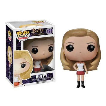 Buffy the Vampire Slayer Buffy Summers Pop! Vinyl Figure - Funko - Buffy / Angel - Pop! Vinyl Figures at Entertainment Earth