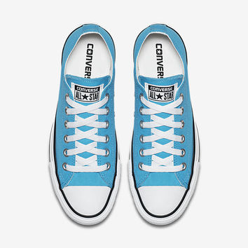 The Converse Chuck Taylor All Star Seasonal Colors Low Top Unisex Shoe.