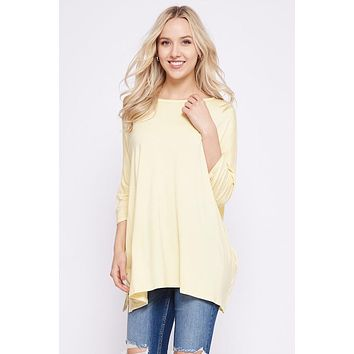 Piko Side Slit Pocket Tunic