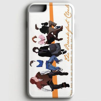 Breakfast Club Image Old Series iPhone 6 Plus/6S Plus Case | casescraft