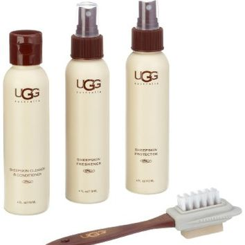 UGG AUSTRALIA WOMEN's SHEEPSKIN CARE KIT, NOT APPLICABLE , ONE SIZE