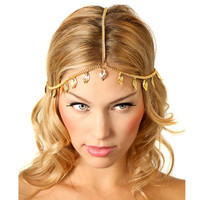 Ariel Leaf Headpiece