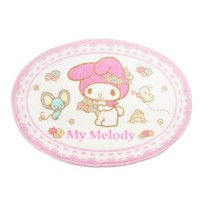 My Melody Multi-Use Mini Carpet: Butterfly
