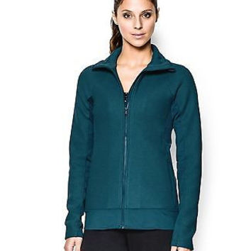 Womens Under Armour Coldgear Infrared Full-Zip Jacket