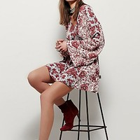 Free People Womens Blame It On The Boogie Tunic