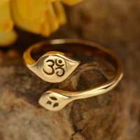 Harmony & New Beginnings Ring- Bronze