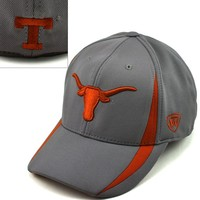 Top of the World Texas Longhorns Triumph One-Fit Cap - Adult, Size: One