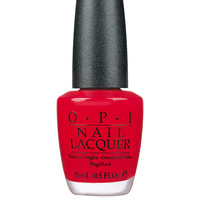 O.P.I. Nail Polish in Big Apple Red 15ml | Nails by O.P.I. | Liberty.co.uk