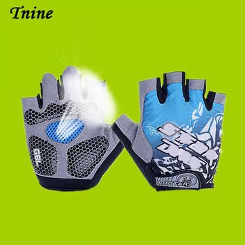 Half Finger Gloves Mittens Fitness Gloves For Men Women Body Workout Weight Lifting Gloves Exercise Training Fingerless Gloves