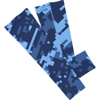 Blue Digi Zoomed Arm Sleeve