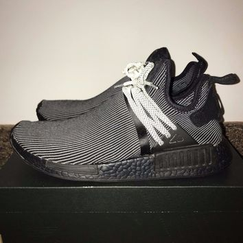 Adidas NMD XR1 Triple Black - Custom