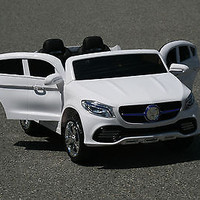 Newest SUV Edition 24V 2 Seats Mercedes Benz ML Style Kids Ride On Car + RC