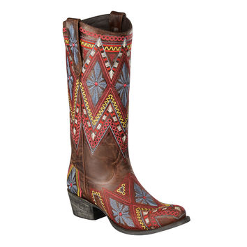 Lane Boots - Sunshine Brown