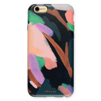 Night Lily iPhone 6/6S Case