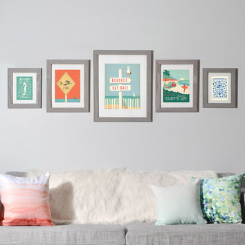 Anderson Design Group Sign Post Gallery Wall Set