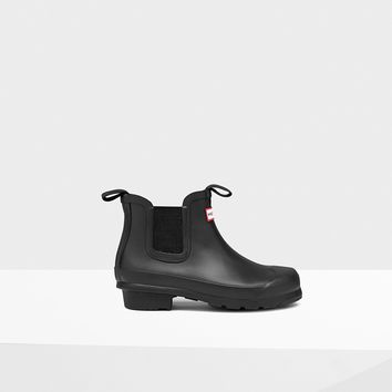 HUNTER ORIGINAL CHELSEA KIDS BOOTS