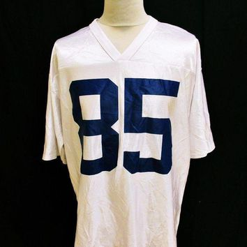CREYON Garcon 85 NFL American Football Kit Jersey T-Shirt Large Outsized