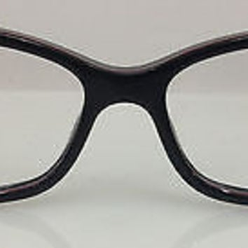 NEW AUTHENTIC GUCCI GG 3152 COL GTW BLACK PLASTIC EYEGLASSES FRAME GG 3152