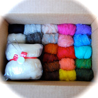 Super Duper Needle Felting Starter Kit Make your own Felt Toys