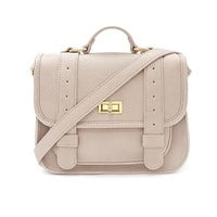Dual Strap Mini Satchel