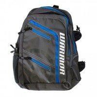 Warrior Tripper Backpack Gray / Blue | Lacrosse Unlimited
