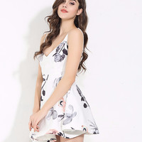 Tamika Floral Party Dress
