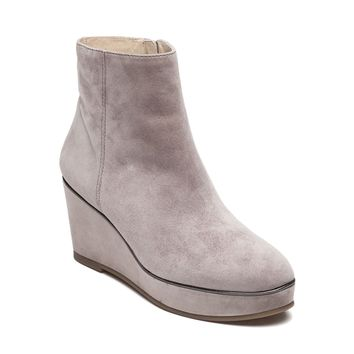 Molli Suede Wedge Boot
