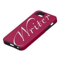 Writer Iphone 5 Cases from Zazzle.com