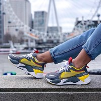PUMA x TRANSFORMERS RS-X Leisure sports shoes