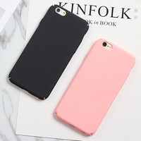 Nubuck Case Cover for iPhone 7 7Plus & iPhone 6s 6 Plus & iPhone X 8 Plus with Gift Box