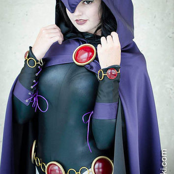 Teen Titans Raven Inspired Costume