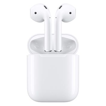 New Unused Apple AirPods White In-Ear Wireless Bluetooth Headphones Headsets W1
