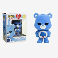 Funko Care Bears Pop! Animation Grumpy Bear Vinyl Figure