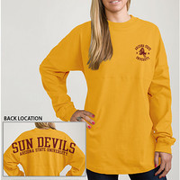 Arizona State University Women's Ra Ra Long Sleeve T-Shirt