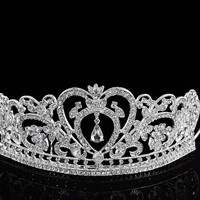Flower Crown Bridal Tiaras